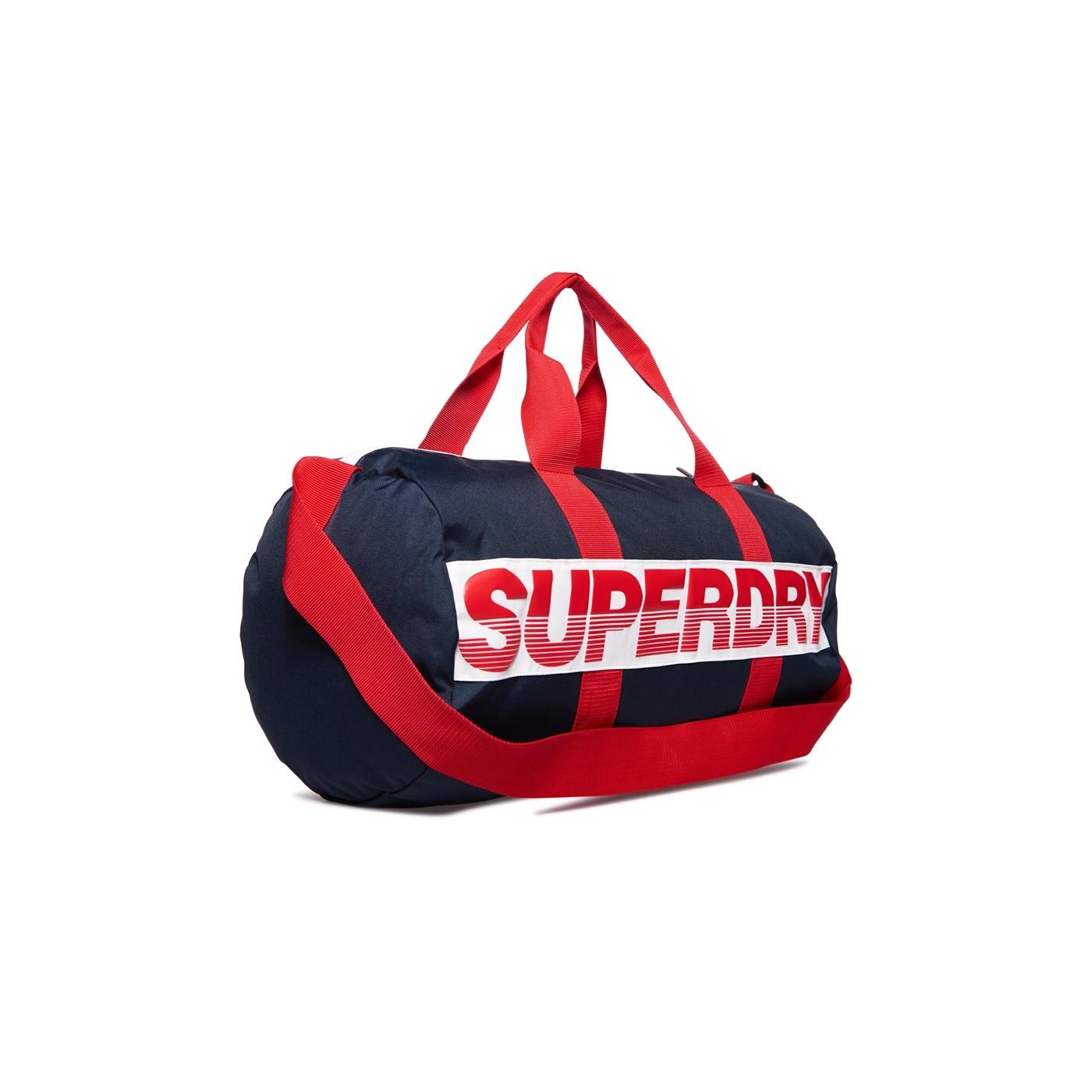 Superdry Sac International Barrel Navy De Sport BdeCxo
