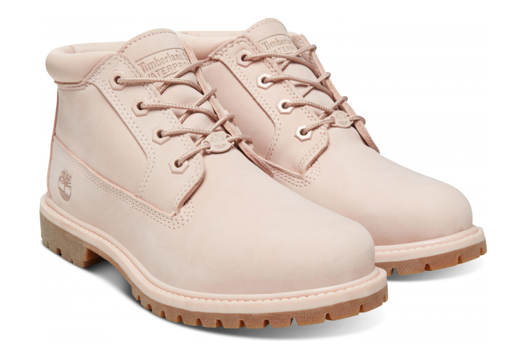 Chaussures Timberland Nellie Chukka It Pink