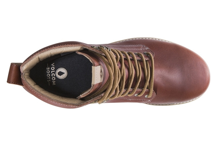 cc88f081754 Chaussures Volcom Smithington Ii Boot Rust