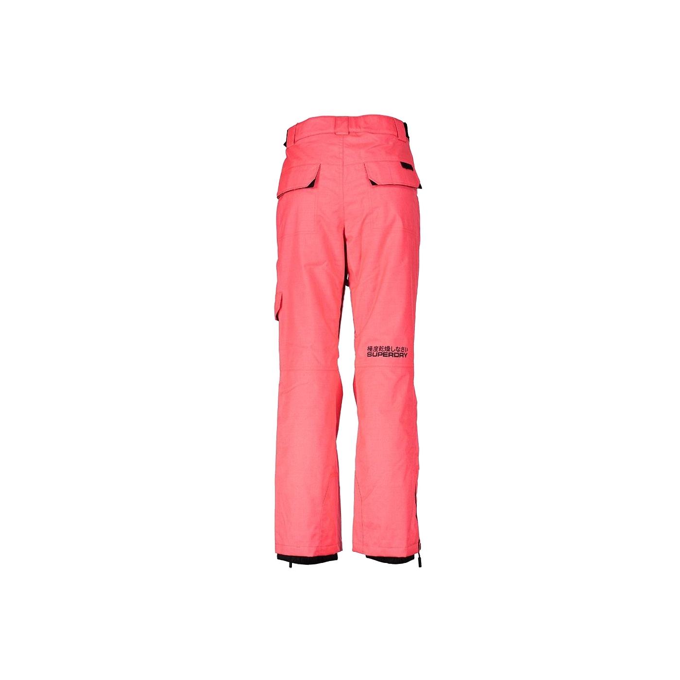 4cc29bdbdd Pantalon De Ski Superdry Snow Pant Fluro Coral