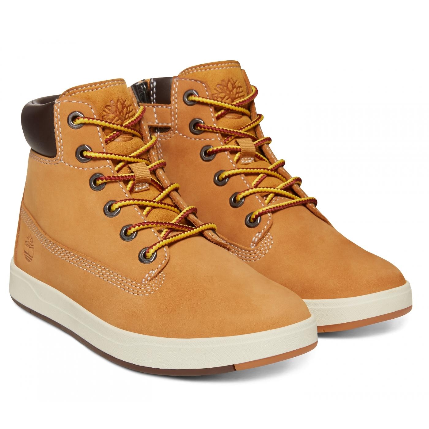 2b9234756c0d6 Chaussures Timberland Davis Square 6-inch Wheat | Alltricks.com