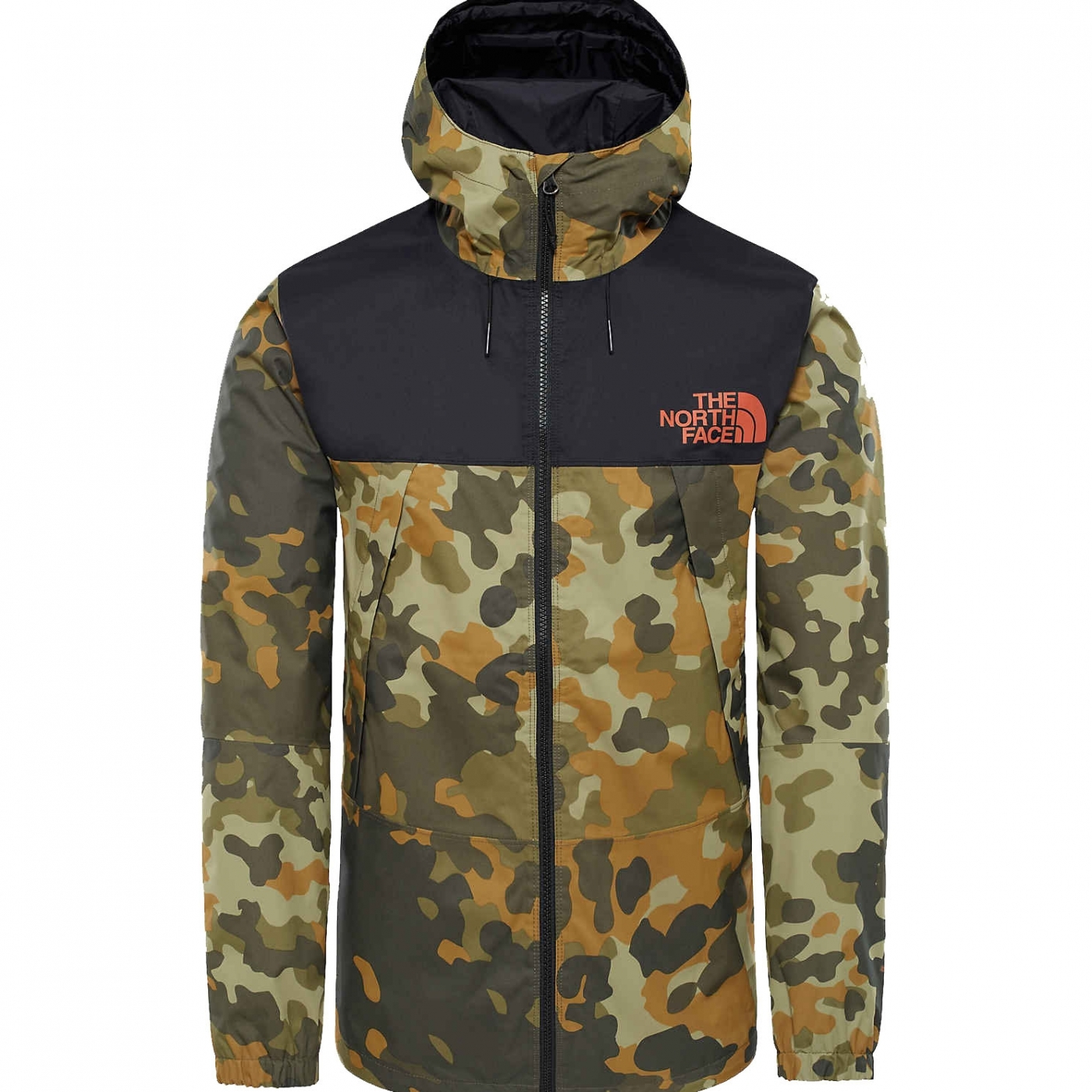 cerca autentico la più grande selezione del 2019 ultime tendenze del 2019 Veste The North Face Mountain Q 1990 Taupe Green | Alltricks.com