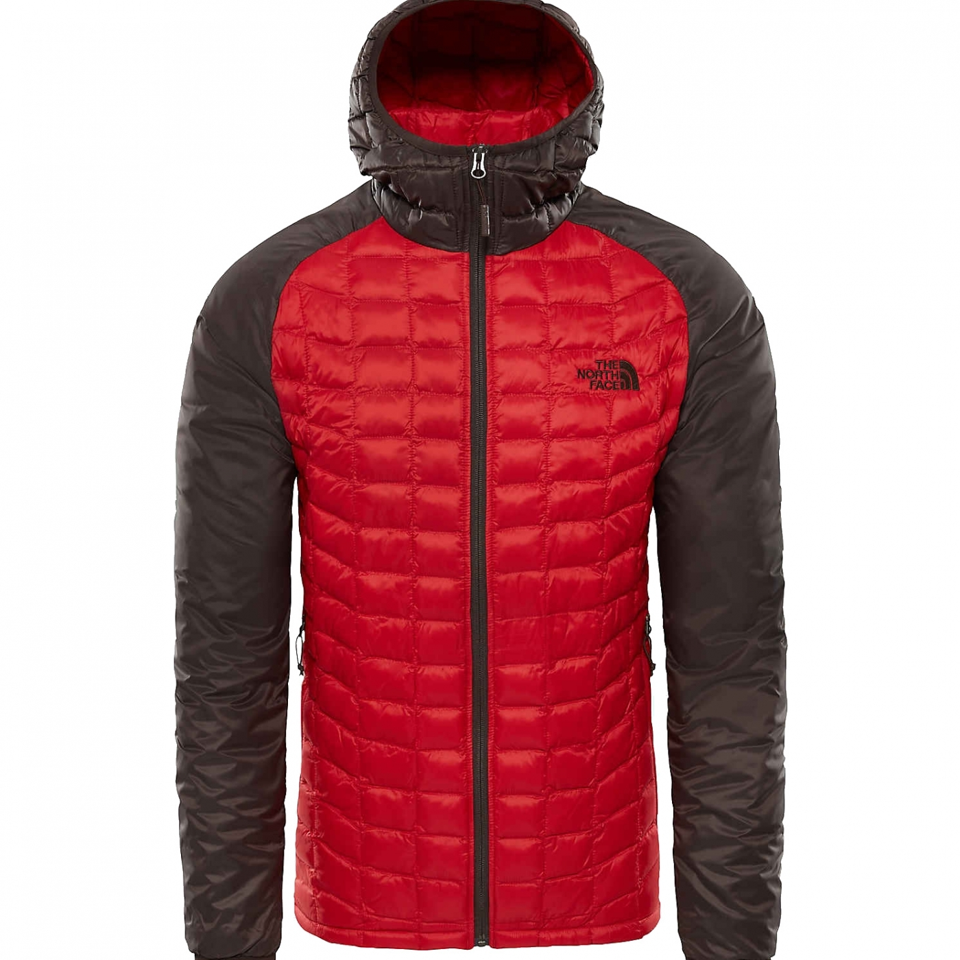075790bc6f Veste The North Face M Thermoball Sport Hd Rage Red | Alltricks.com