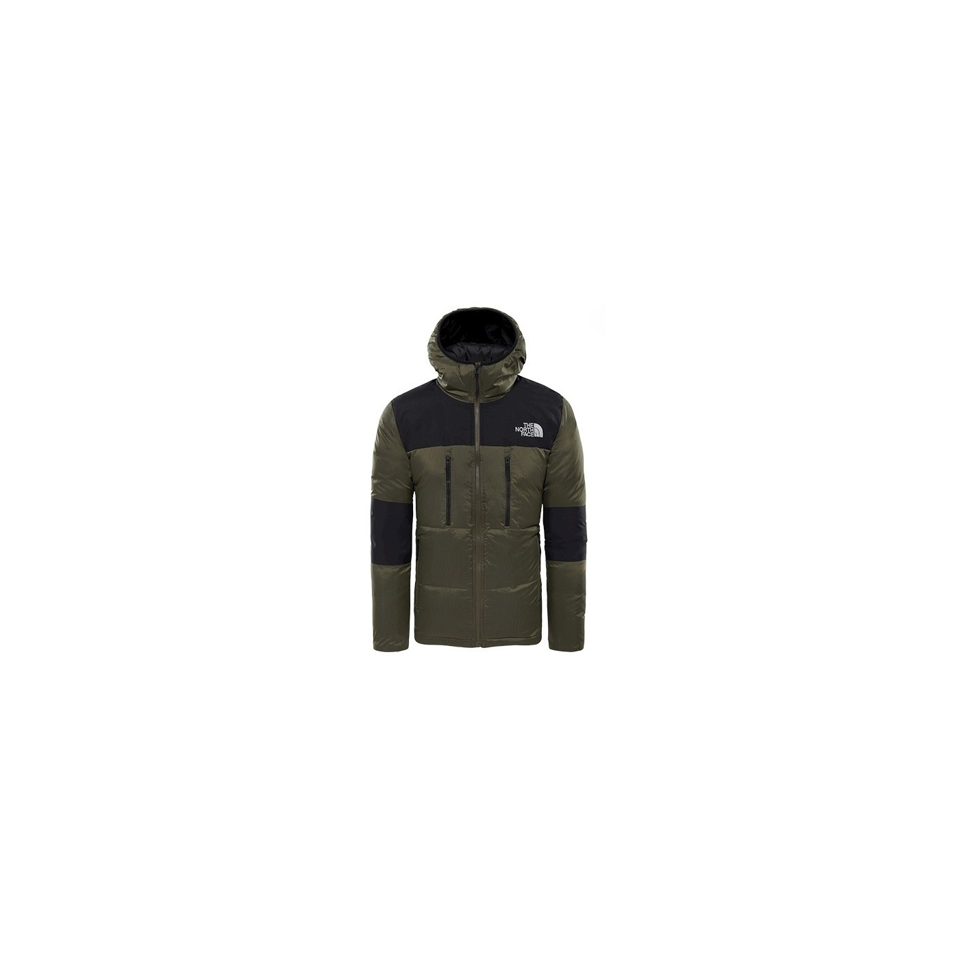 068a6ba37 Veste The North Face Himalayan Light Down Hoodie Green