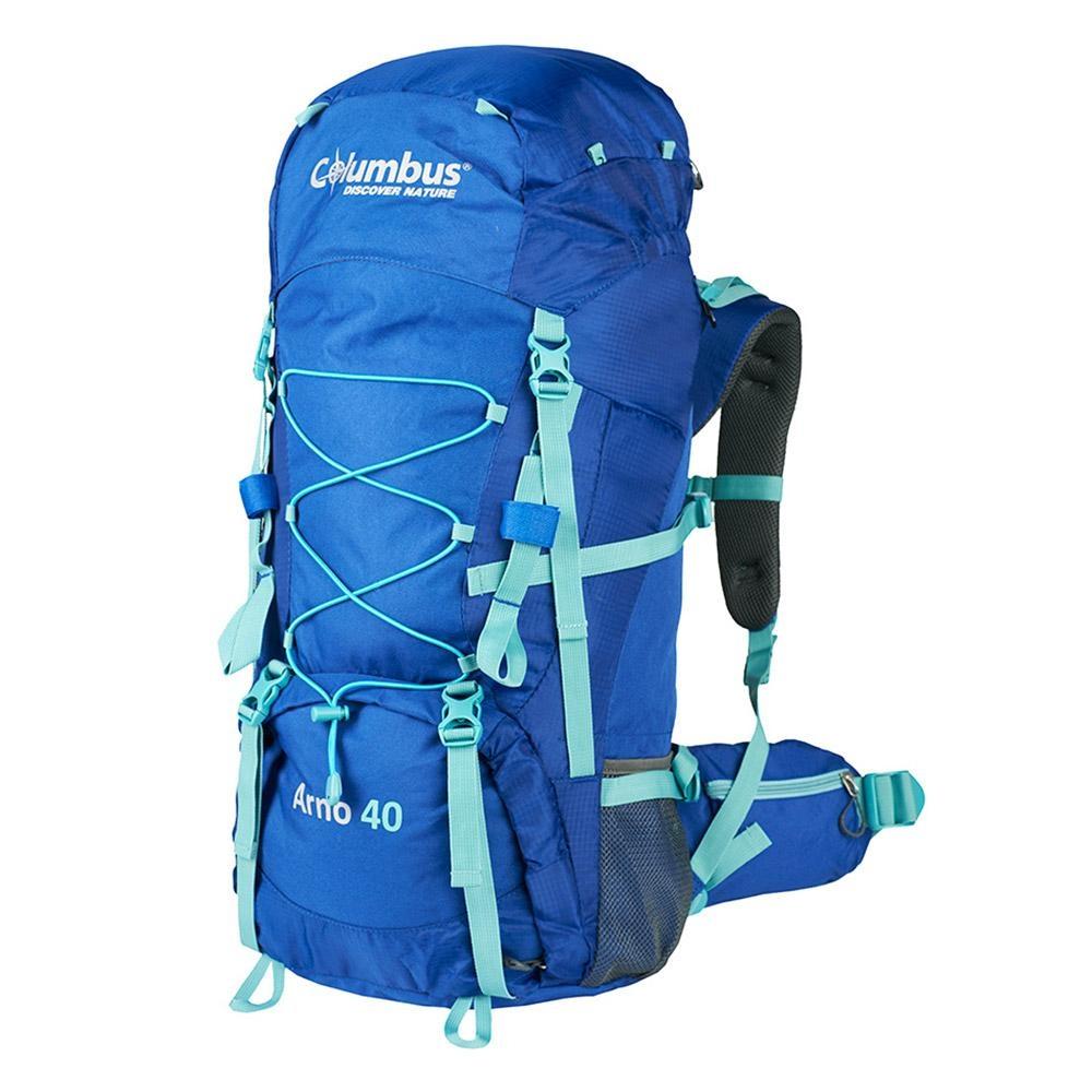 la meilleure attitude c2050 85119 ARNO 40 Sac à dos de randonnée COLUMBUS 40 litres bleu