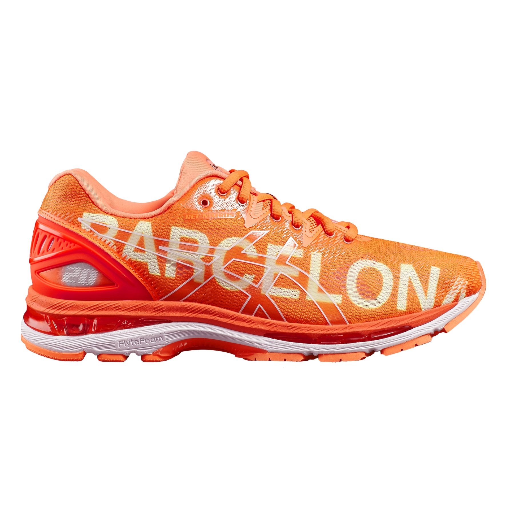 Neutres Asics Marathon Nimbus Barcelona Chaussures Running