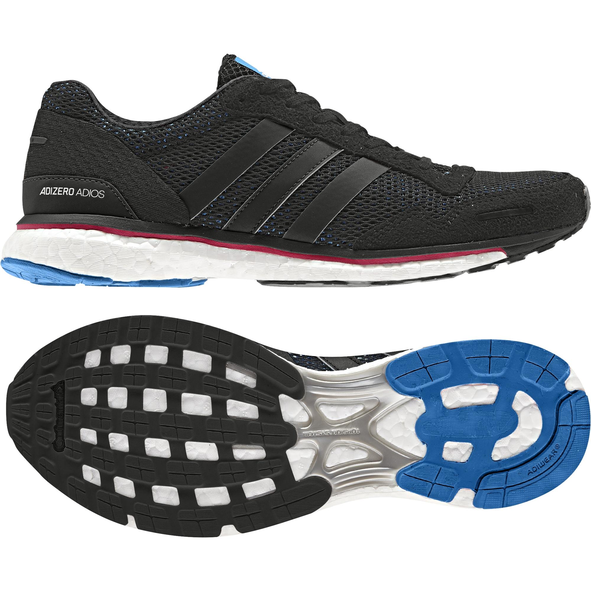Chaussures femme adidas Adizero Adios 3