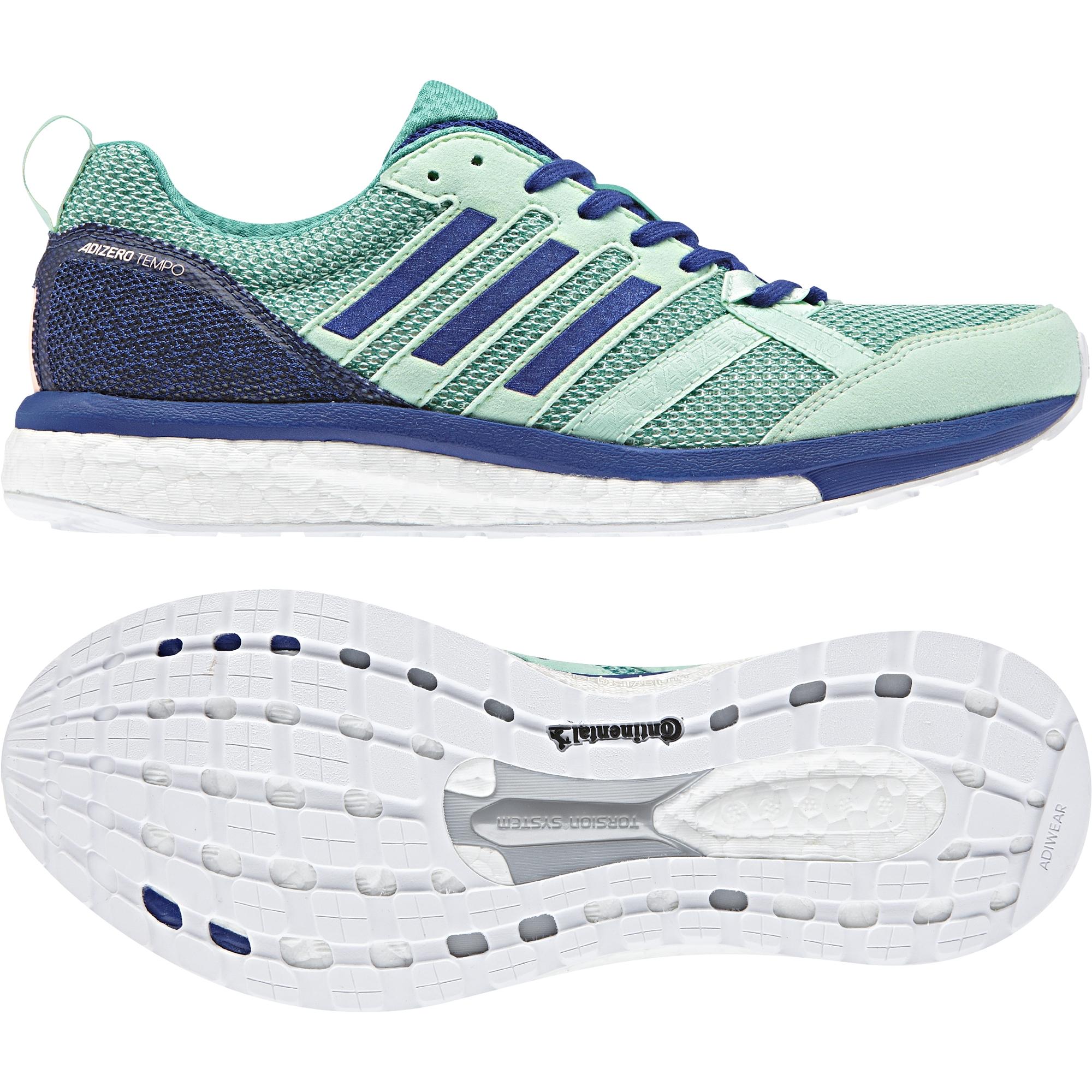 half off fa6c7 bebfd Chaussures femme adidas adizero tempo 9