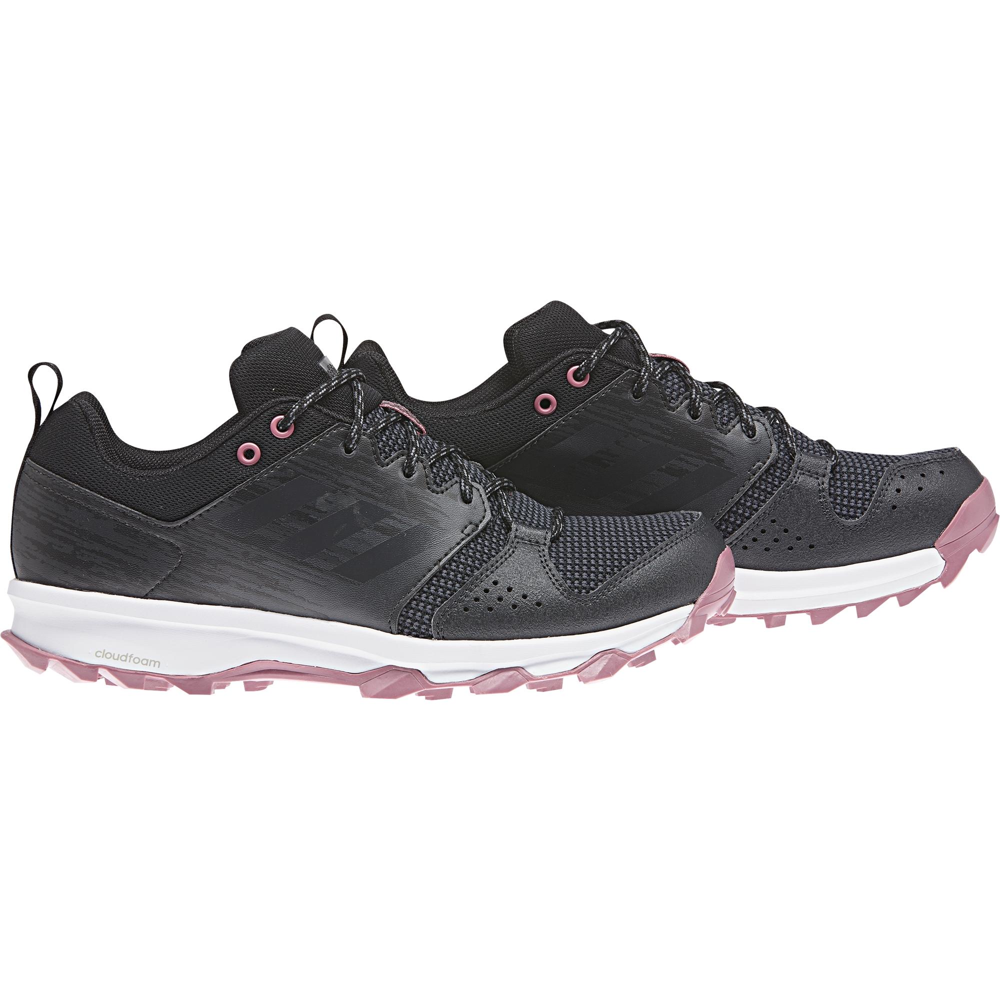 Chaussures femme adidas Galaxy Trail Noir Chaussures et