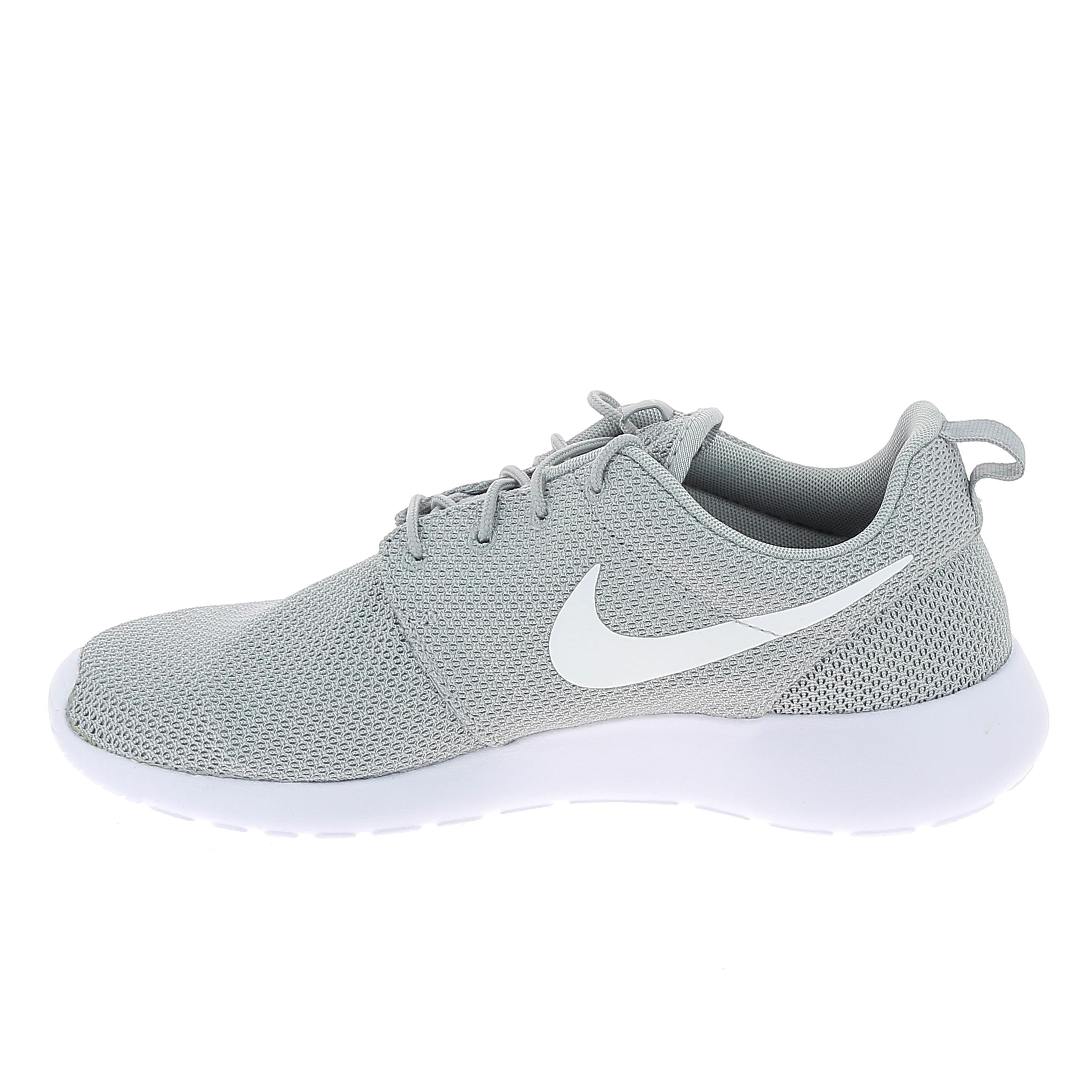 la meilleure attitude 57628 7bd6c Basket mode, SneakerBasket mode - Sneakers NIKE Roshe One Gris Blanc