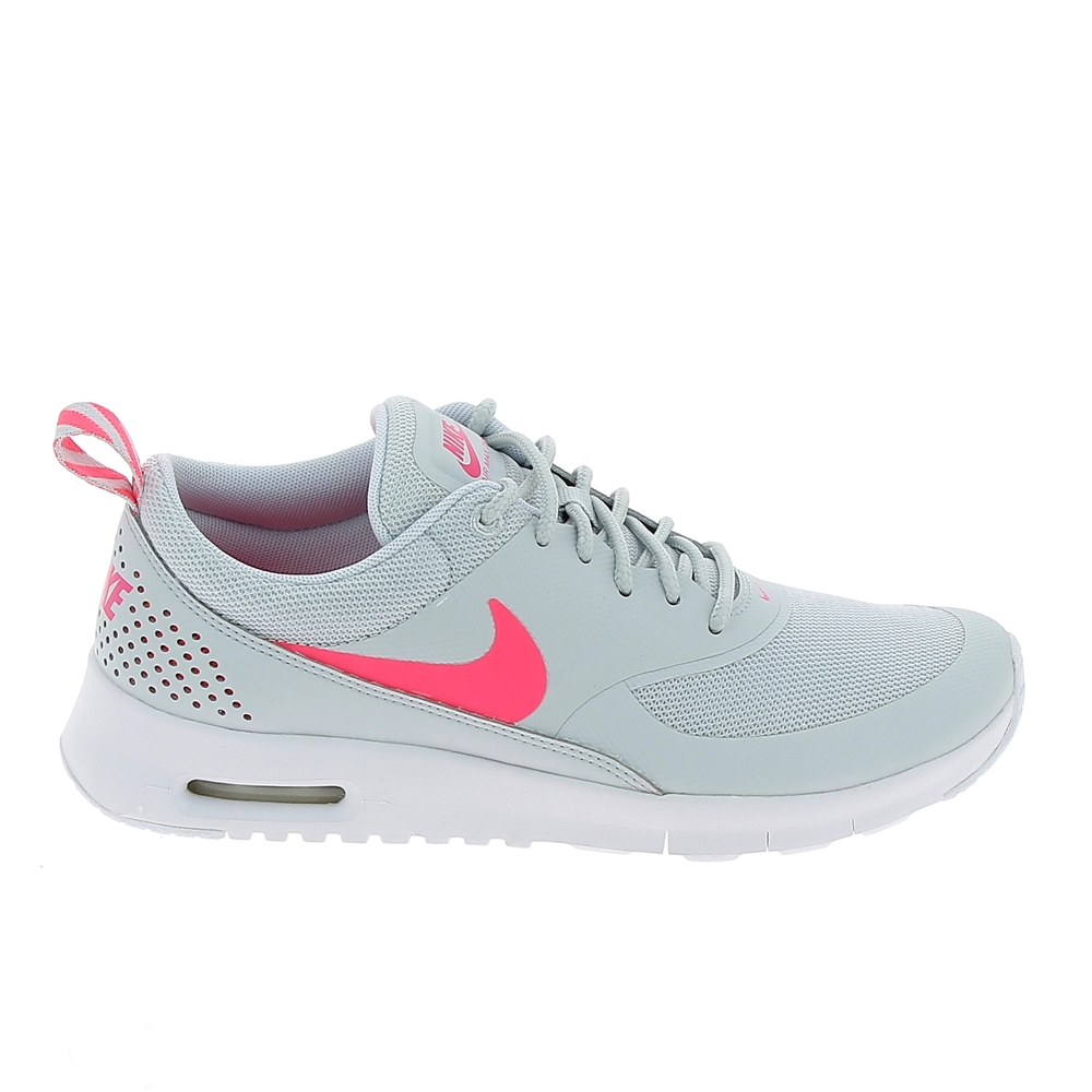 size 40 12627 1b6ce Basket mode, Sneaker NIKE Air Max Thea Jr Blanc Rose