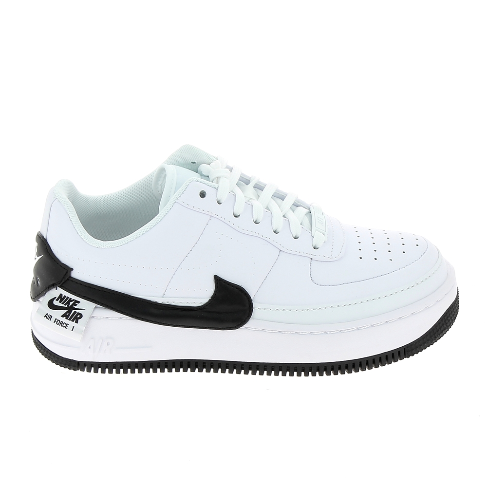 pretty nice 68129 c29ee Basket mode, SneakerBasket mode - Sneakers NIKE Air Force 1 Jester Blanc  Noir