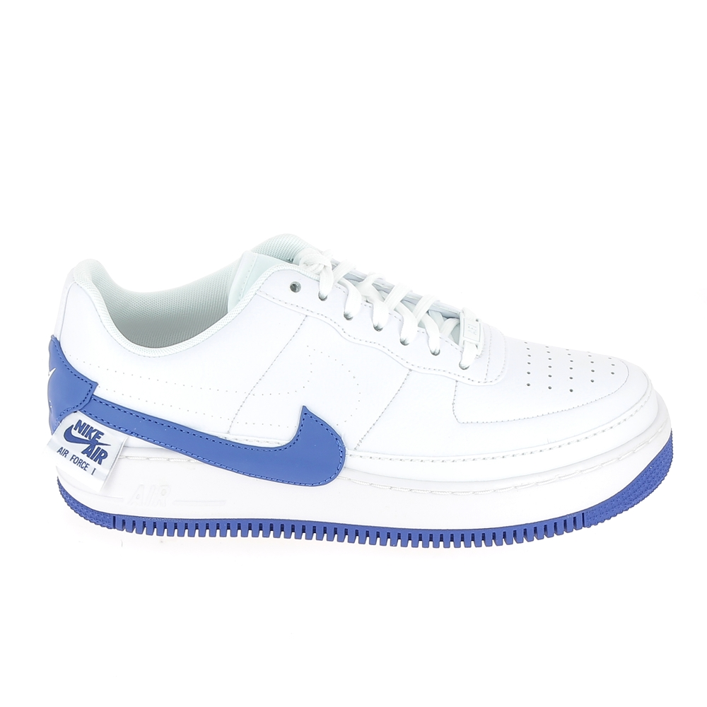 économiser 3a1db 3918b Basket mode, SneakerBasket mode - Sneakers NIKE Air Force 1 Jester XX Blanc  Bleu