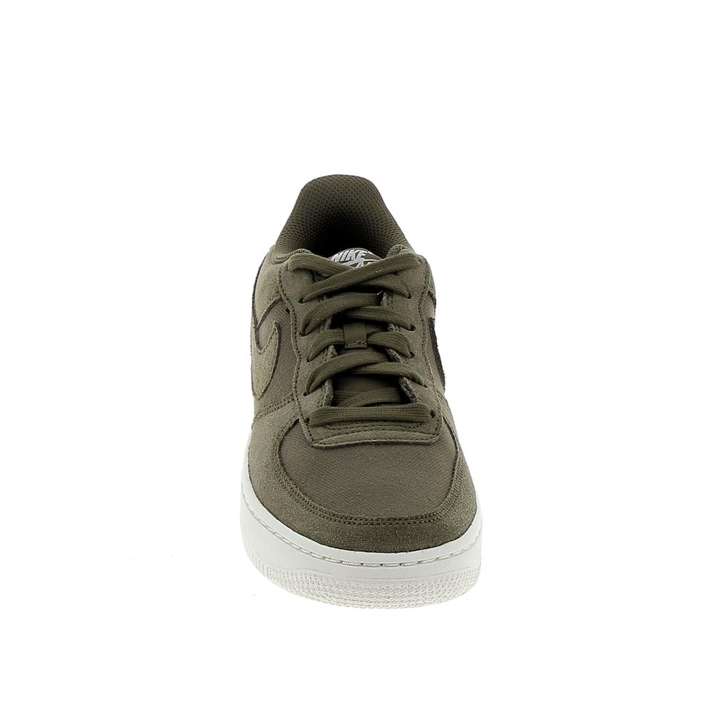 Basket mode, Sneaker NIKE Air Force 1 Suede Jr Kaki