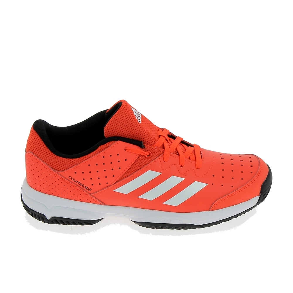 Chaussure Adidas Sports Court Stabil De Rouge Jr Co R54ALj