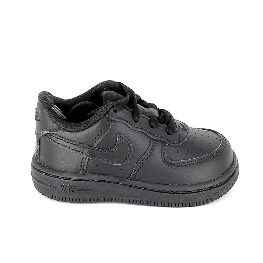 fc0c1a3f89b26 Chaussure bébé NIKE Force 1 BB Noir