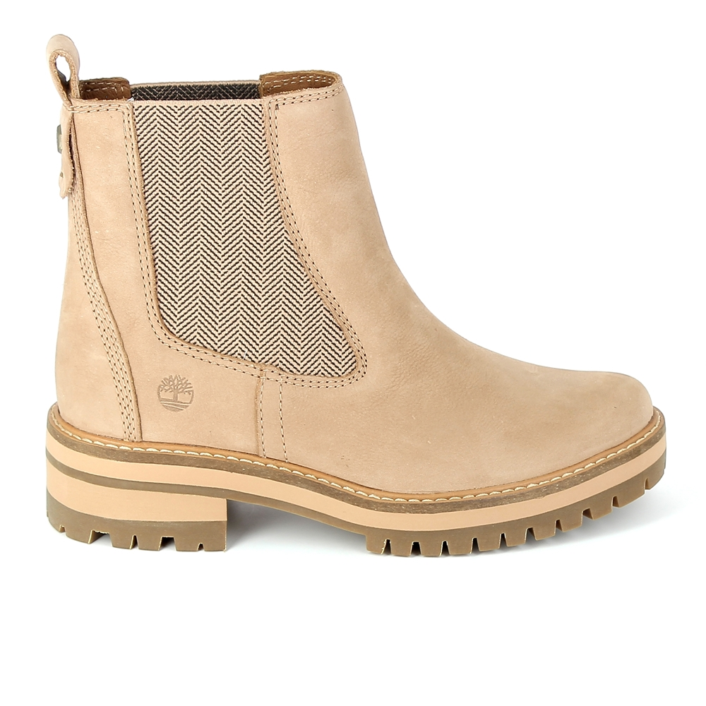grossiste 4844a 3ab92 Bottine, BootBotte et bottine TIMBERLAND Courmayeur Marron