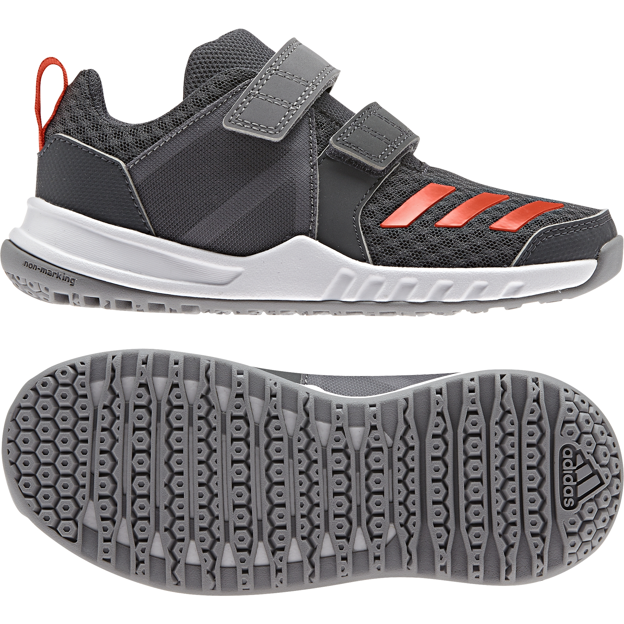 release date: 350db f47e5 Chaussures kid adidas FortaGym