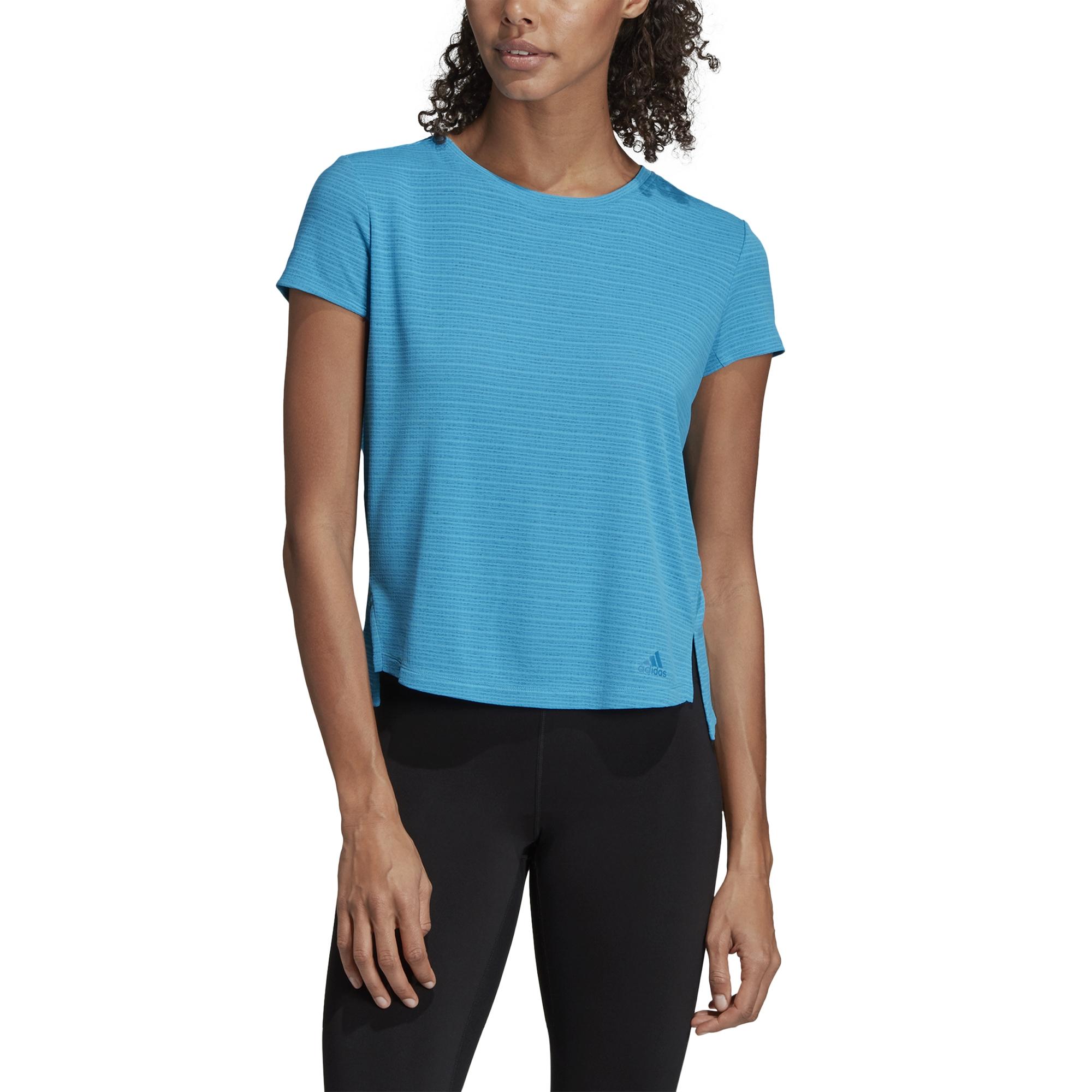 promo code 51f34 6039c Femme Chill T Shirt Adidas Freelift PwnRnzTqA