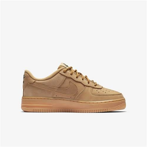 the latest a few days away aliexpress Nike Air Force 1 Winter Premium GS Flax 943312 200