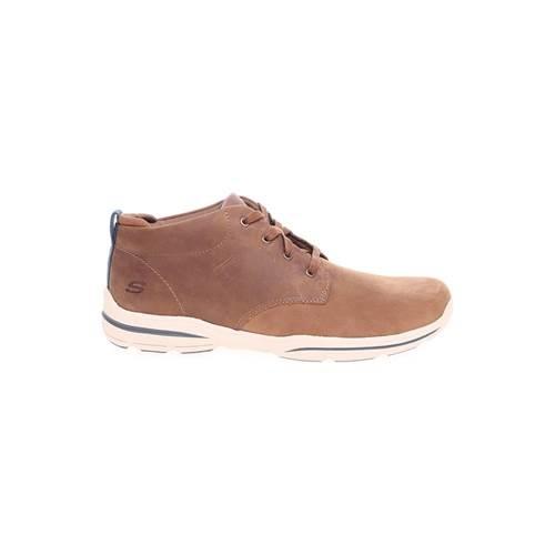 Chaussures de Randonn?e Skechers Harper Melden Desert 64857 Dsrt