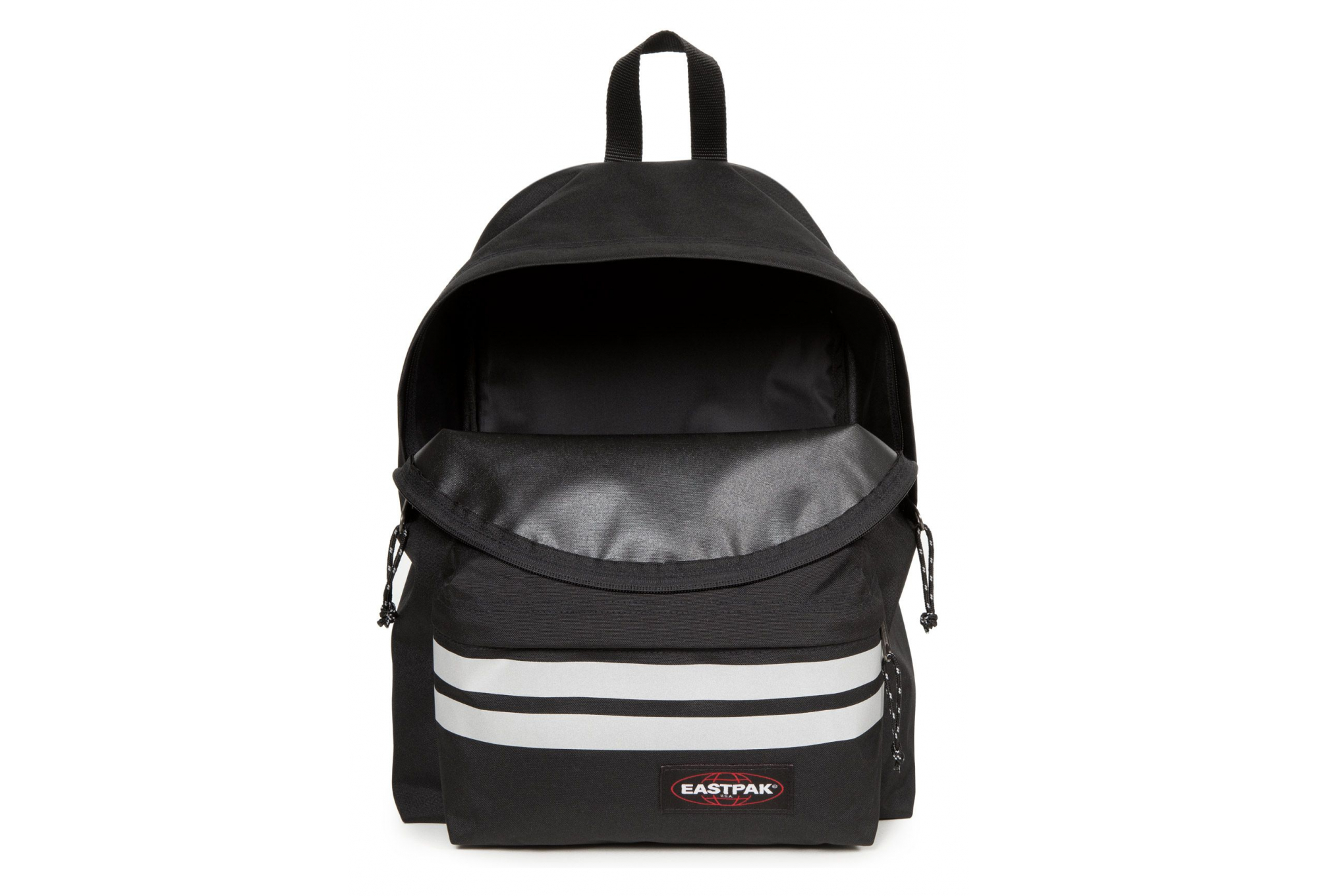 EASTPAK Padded PAK'R Backpack (Reflective Black)