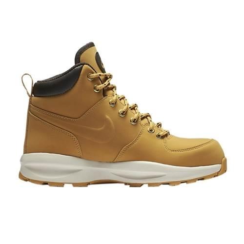 Chaussures de Randonnée Nike Outdoor Manoa Leather GS 472648 700