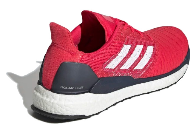 Adidas SOLAR BOOST Shoes Red