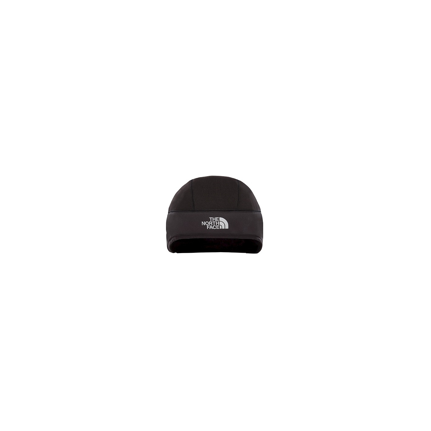 057071259 Bonnet The North Face Windwall Black Silver Reflective
