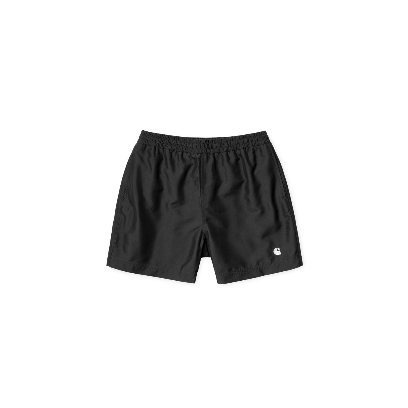 6ee061fe35 Short De Bain Carhartt Cay Swim Black / White   Alltricks.com