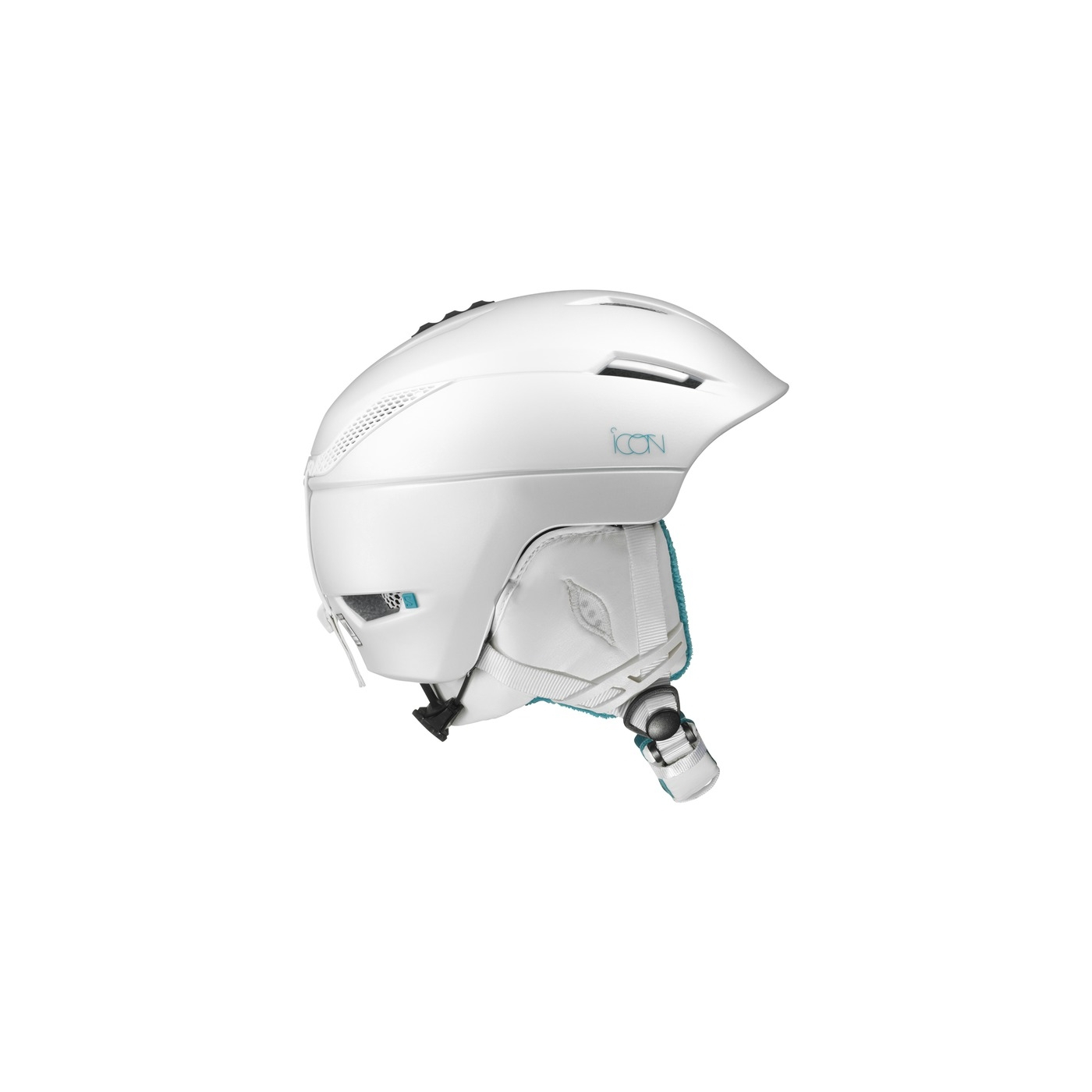 Casque De Ski Salomon Icon² M White  abbd712ee4