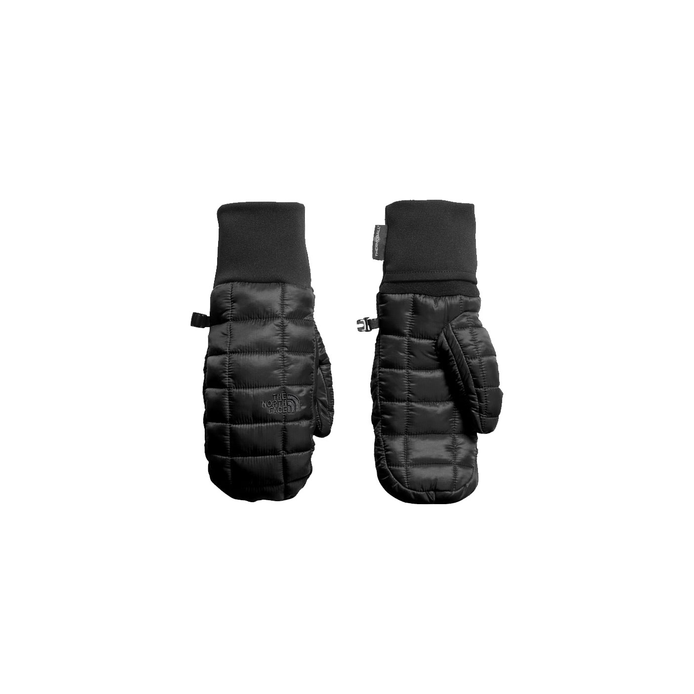939f39ebbd Moufles De Ski The North Face Thermoball Black | Alltricks.fr