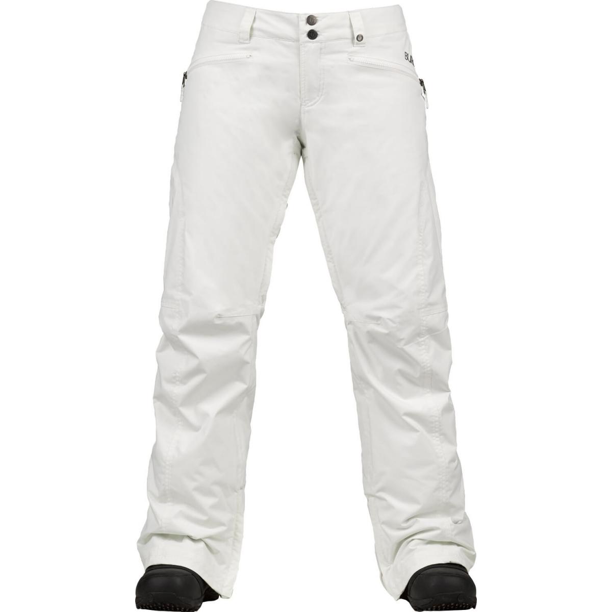 Ski White Burton De Femme Pt Fly Pantalon Fr Stout Wb trsdQh