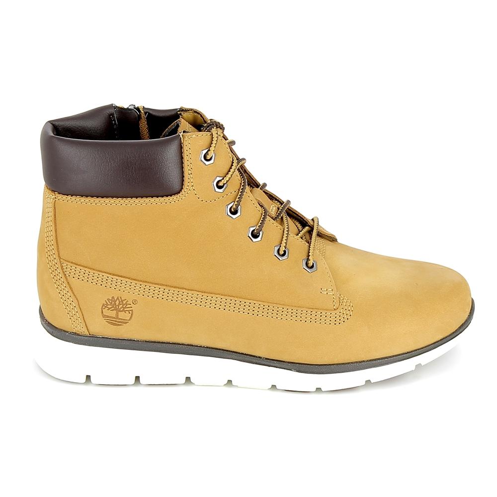 latest design new high quality retail prices Chaussure de ville mi montante TIMBERLAND Chukka K Beige