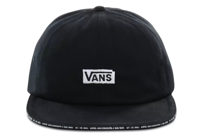 Vans X Baker Jockey Schwarze Mütze