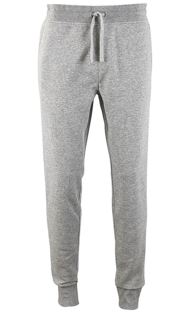 276240744ce39 Sol's Pantalon jogging homme coupe slim - homme - 02084 - gris chiné |  Alltricks.com