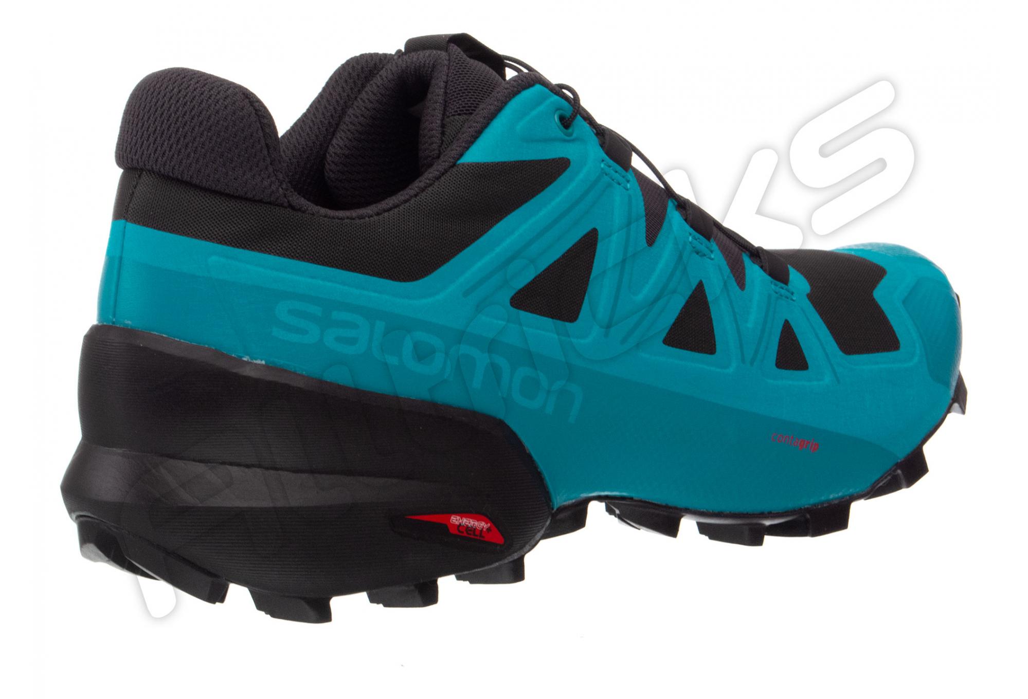 Salomon Speedcross 5 Shoes Bleu