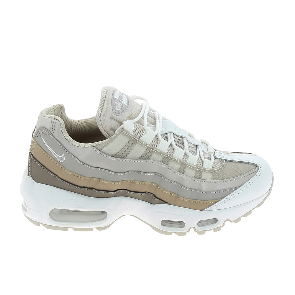 designer fashion 83842 88cd8 Basket mode, SneakerBasket -mode - Sneakers NIKE Air Max 95 Beige    Alltricks.com