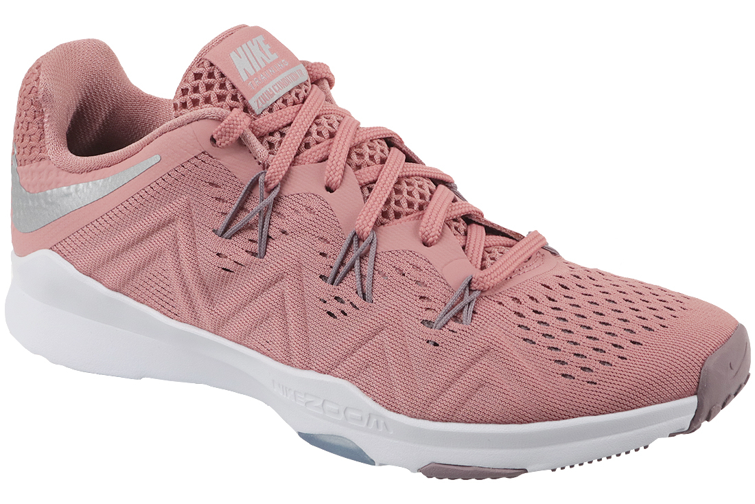 grande vente 2f7b4 40003 Nike Air Zoom Condition Trainer Bionic 917715-600 Femme chaussures de  course Rose
