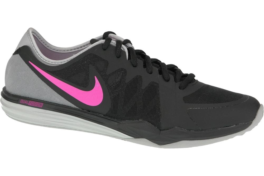 on sale 49cae f34e6 Nike Dual Fusion TR 3 Wmns 704940-007 Femme chaussures de sport Noir