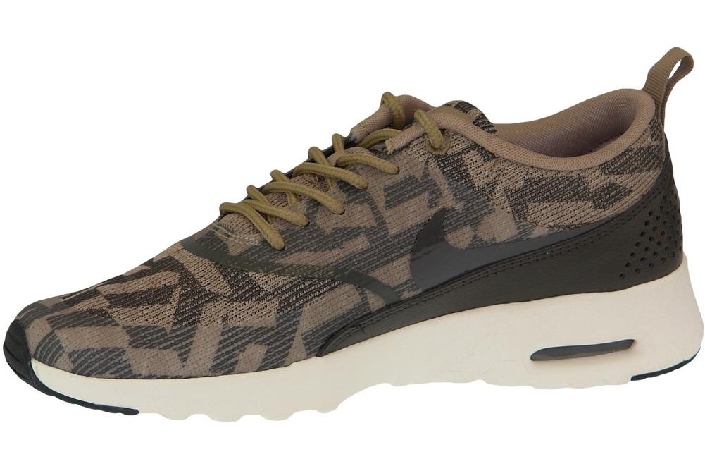 sale retailer 76c19 dd838 Nike Air Max Thea KJCRD Wmns 718646-200 Femme sneakers Marron