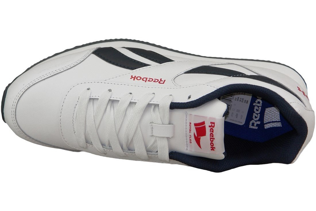 Reebok Royal CL Jogger 2 V70490 Garçon chaussures de sport Blanc