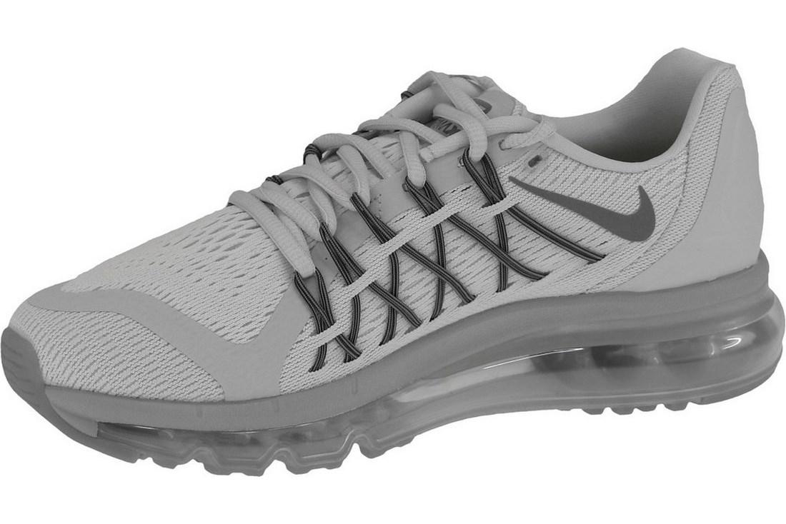 détaillant en ligne 5707f fd20b Nike Air Max 2015 Wmns 698903-010 Femme sneakers Gris