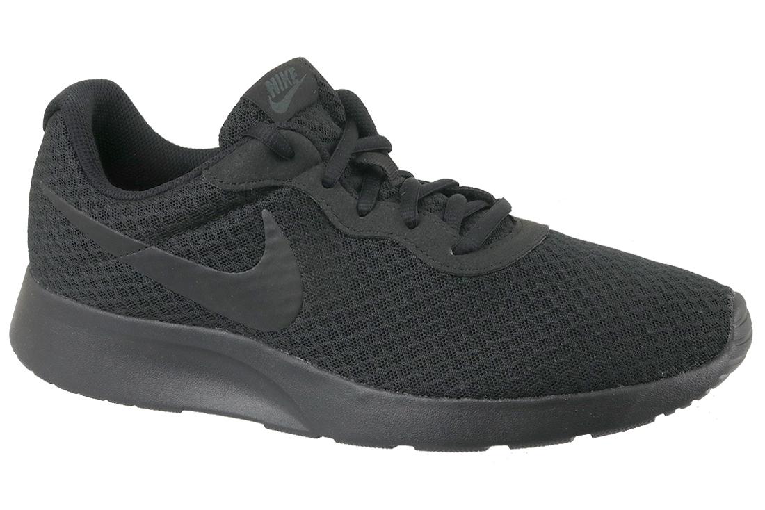designer fashion 6c2b4 96f2e Nike Tanjun 812654-001 Homme sneakers Noir