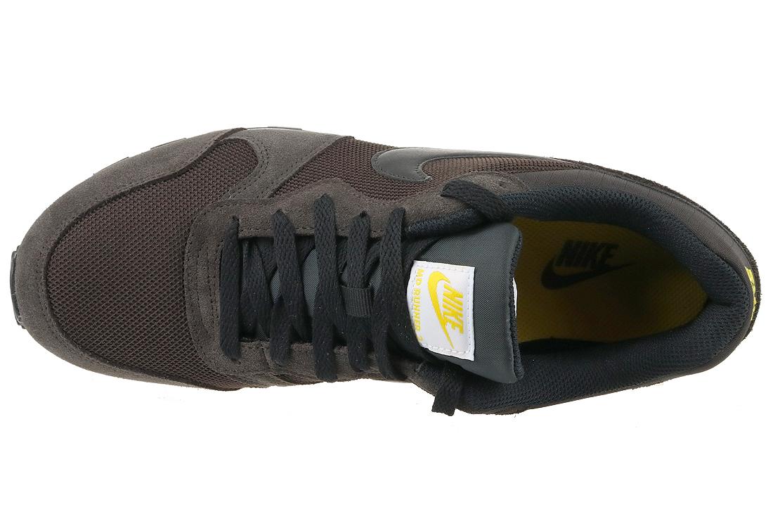 precio de descuento zapatos exclusivos al por mayor Nike MD Runner 2 749794-202 Homme sneakers Marron