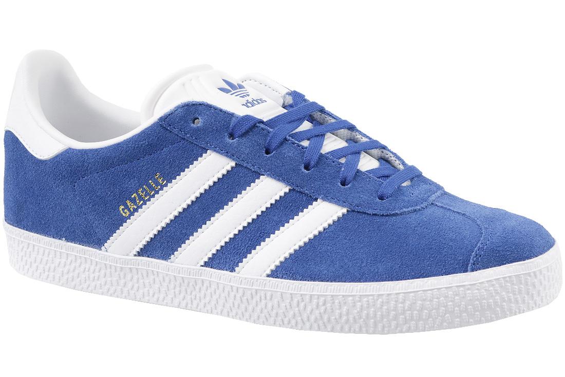 magasin en ligne 3b356 e5e4c Adidas Gazelle J CQ2875 Garçon sneakers Bleu