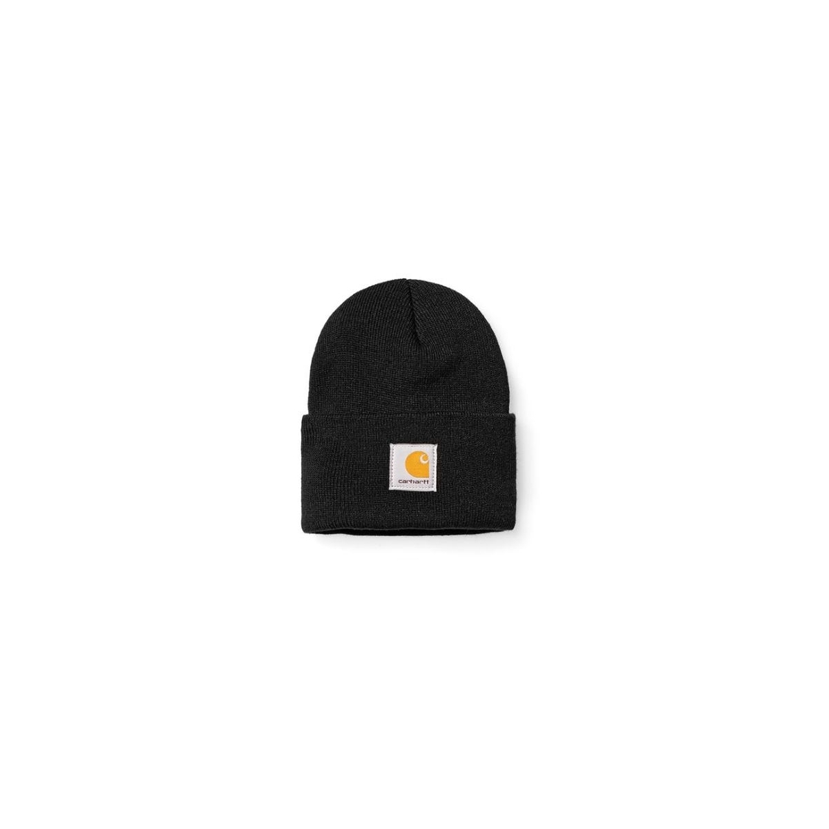 7077d862492e34 Bonnet Carhartt Acrylic Watch Hat Black | Alltricks.com