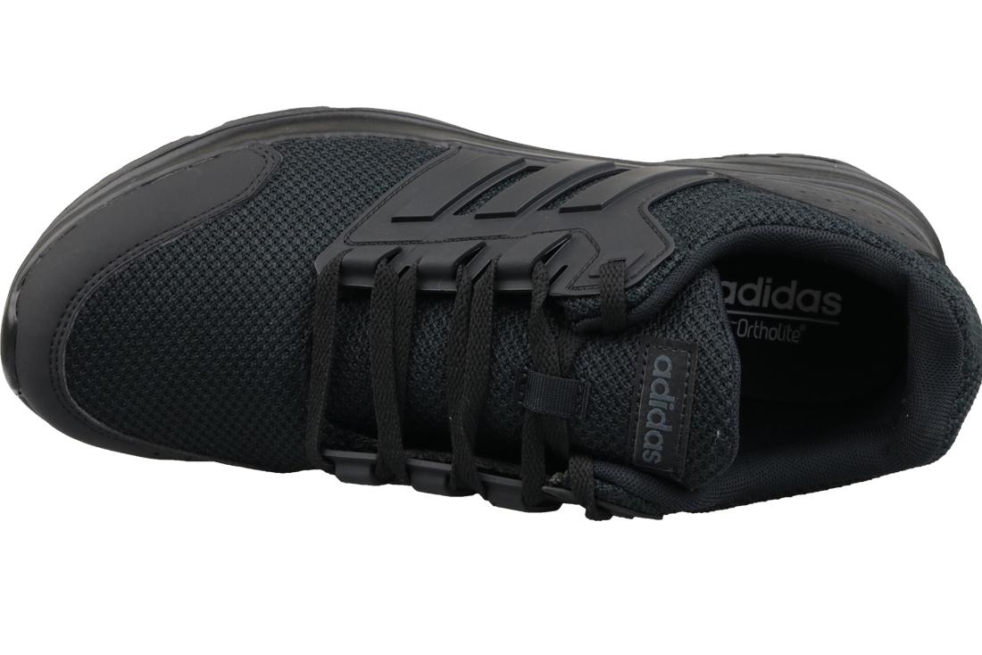 Adidas Galaxy 4 F36171 Homme chaussures de running Noir