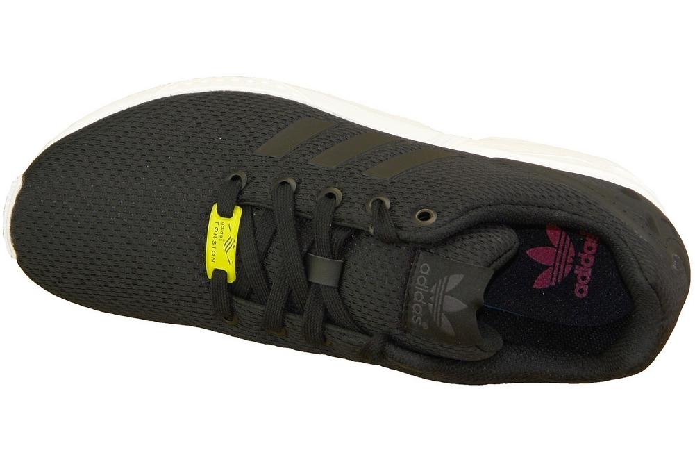 site réputé bc784 9d72e Adidas ZX Flux K M21294 Garçon chaussures de sport Noir