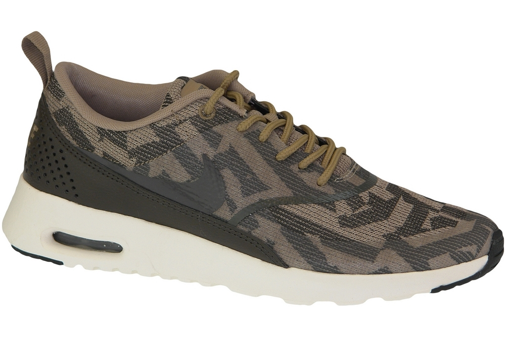 9e46ab52ca7 Nike Air Max Thea KJCRD Wmns 718646-200 Femme sneakers Marron ...